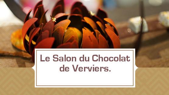 [VIDEO] Le salon du Chocolat de Verviers