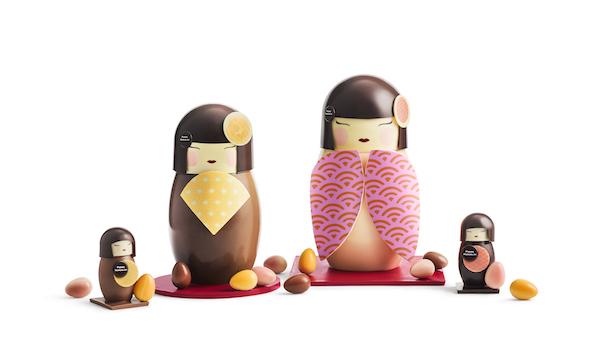 Famille Kokeshi-Marcolini©