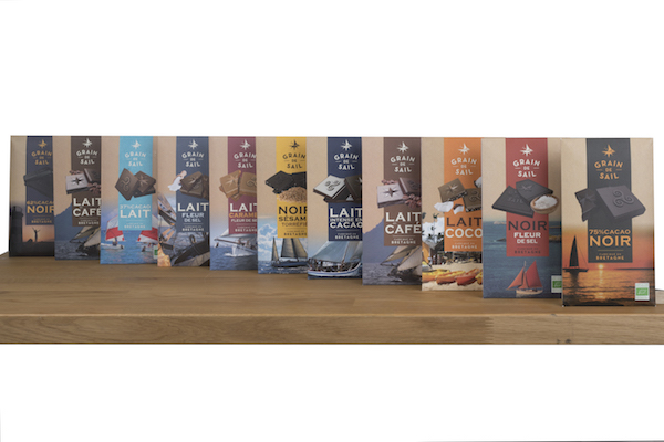 Gamme Tablettes GrainDeSail©
