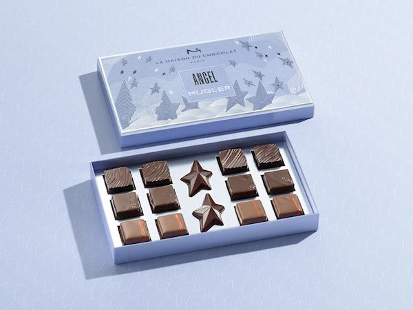 Coffret 40 ans La Maison du Chocolat x Angel©