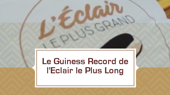 Le record Guiness de l'éclair le plus long©