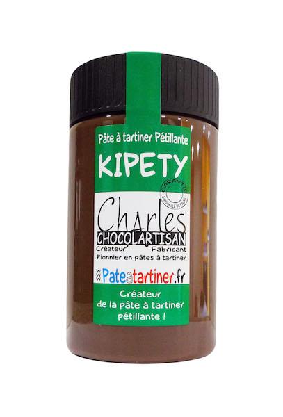 Pâte-à-tartiner Kipety -Charles Chocolatier©