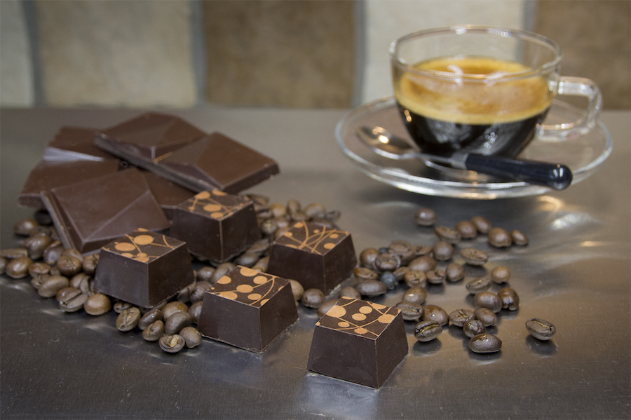 Fifth Dimension Chocolates AoC award winning Coffee Caramel©