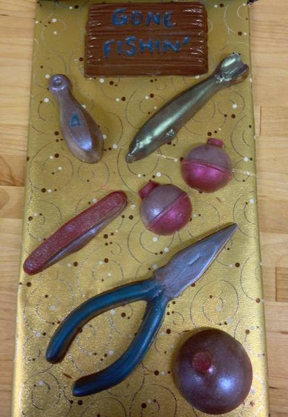 Outils en chocolat-Huckleberries Chocolatiers©Denise Regaudie and Marcia Paquette ©