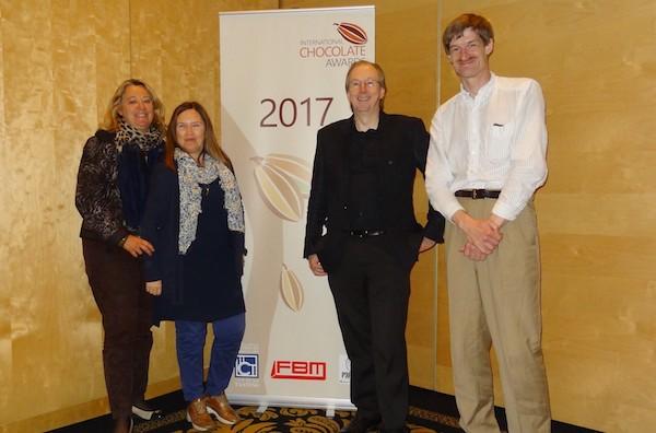 International Chocolate Awards©PLANETGOUT et INTERNATIONAL CHOCOLATE AWARDS