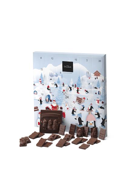 Calendrier de l'avent pour enfants©Hotel Chocolat