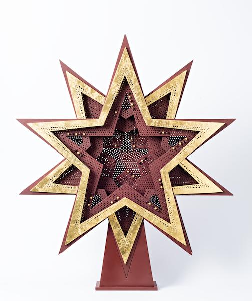 Etoile de Noël©Maison du Chocolat