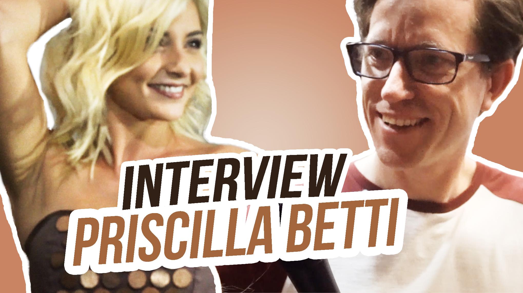 Priscilla Betti et Sébastien Rivière©ChocoClic