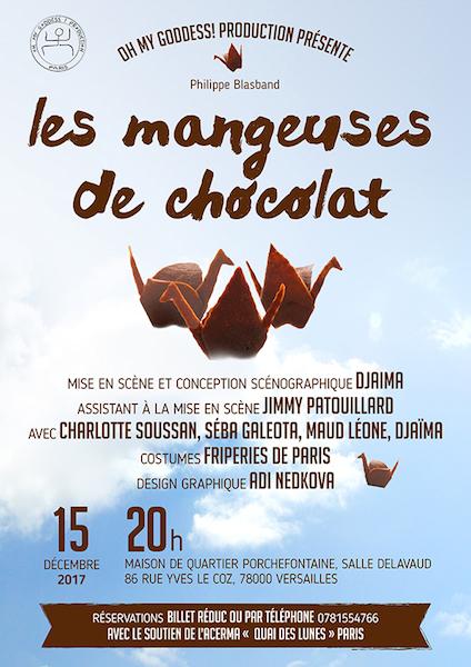 Les Mangeuses de Chocolat©