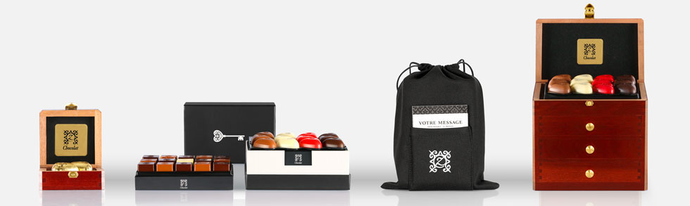 La collection de zChocolat pour la St Valentin©