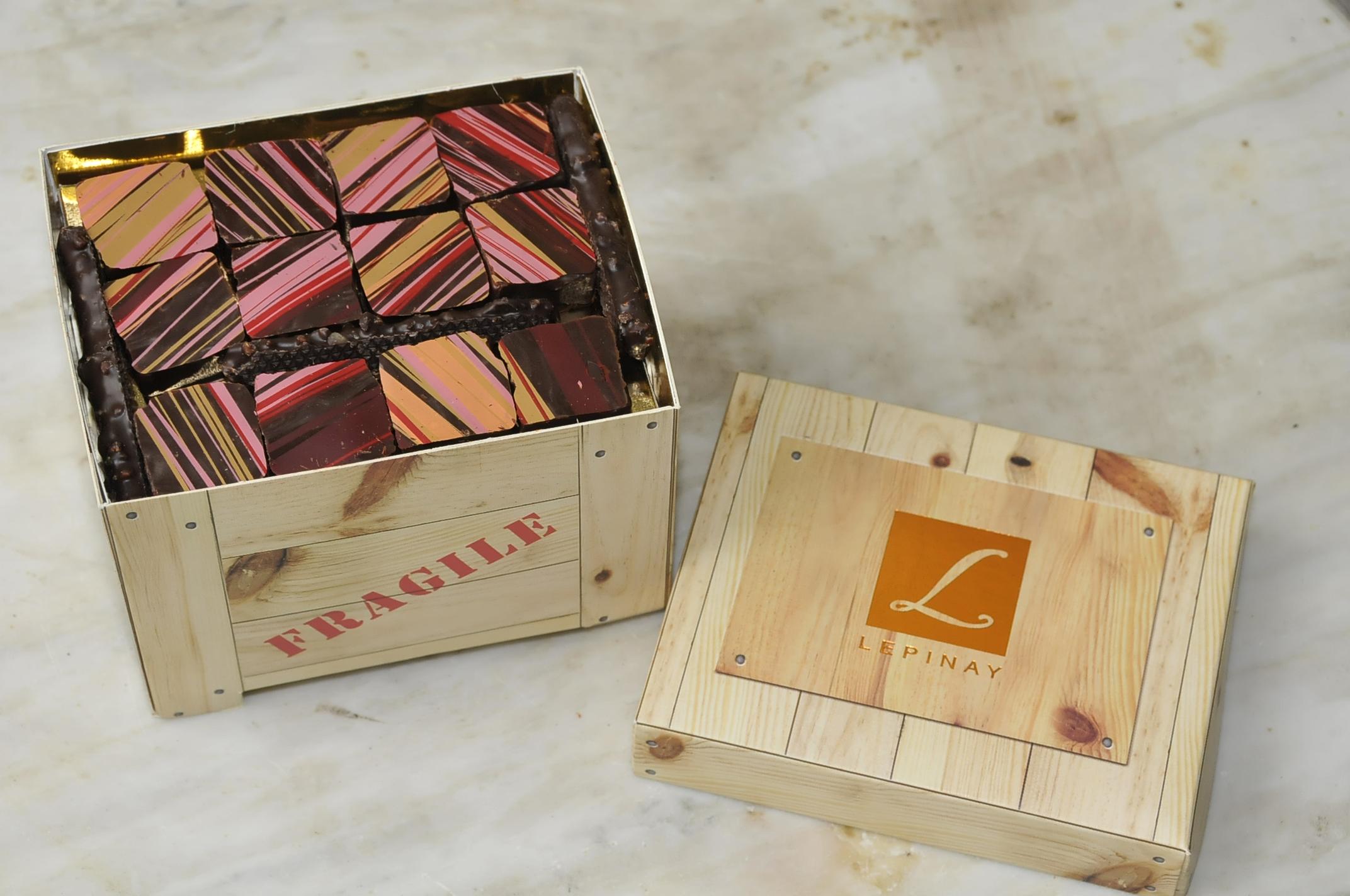 Le chocolat créé pour le ChocoTourisme©