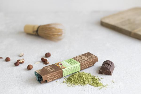 Barre Chocolat et Matcha©LoveChock