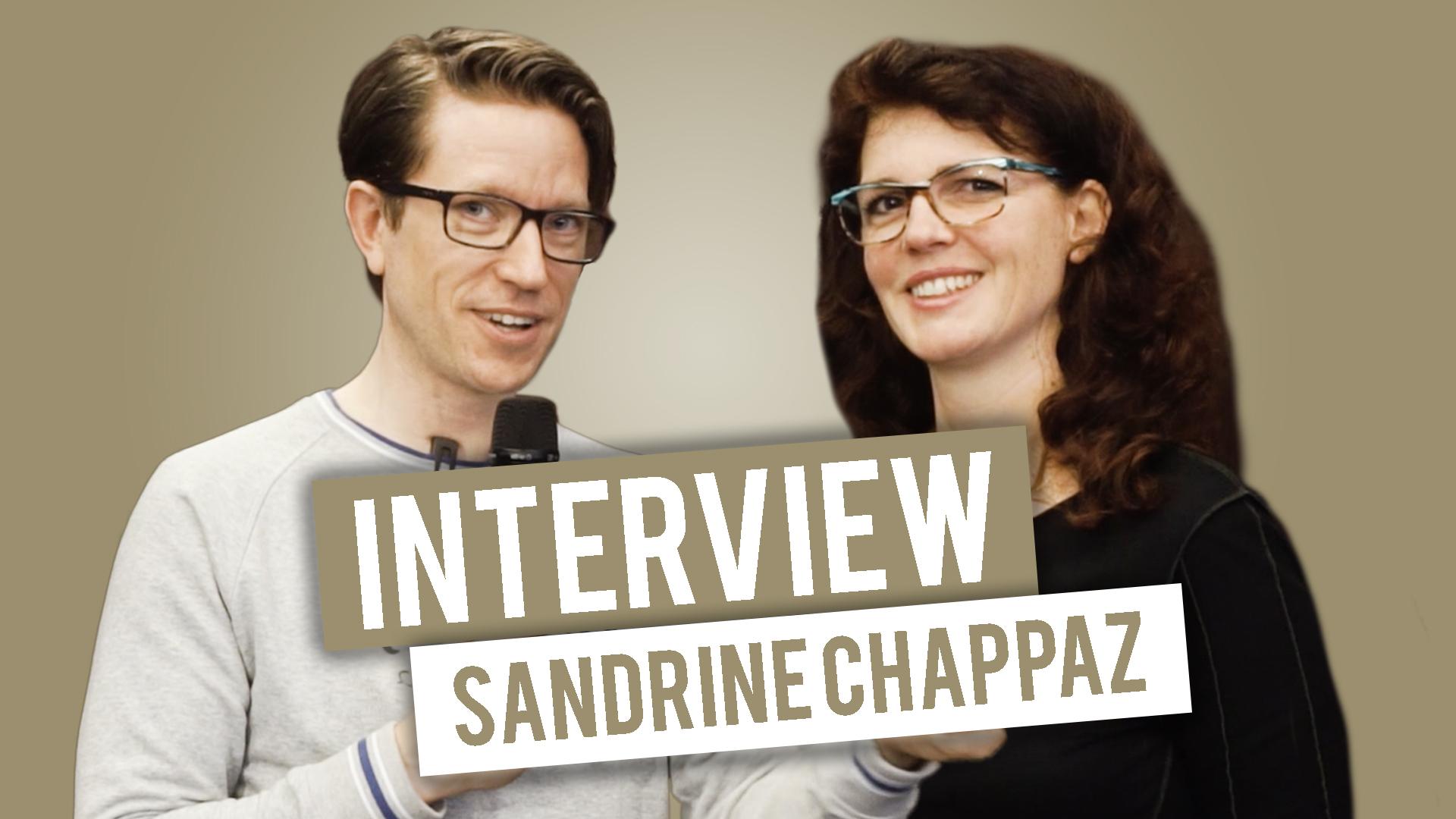 Sébastien Rivière et Sandrine Chappaz©ChocoClic.com