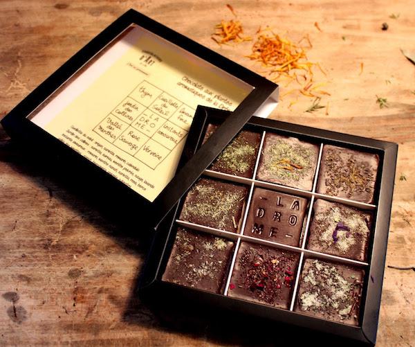 Chocolatiers d'Art et Cie – Coffret de chocolats©