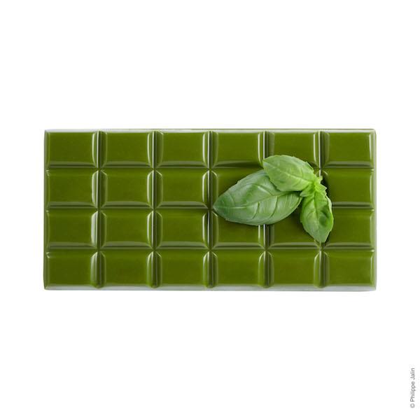Tablette basilic © Sève