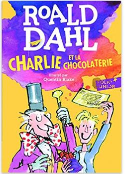 Couverture du livre Charlie et la Chocolaterie©