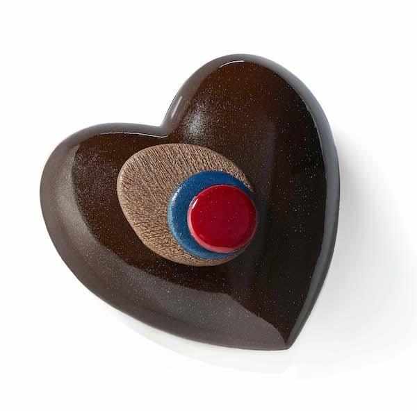 Chocolat de St Valentin par Pascal Caffet Franck Kauff©