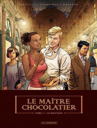 Couverture du livre Le Maître Chocolatier par Corbeyran Gourdon©