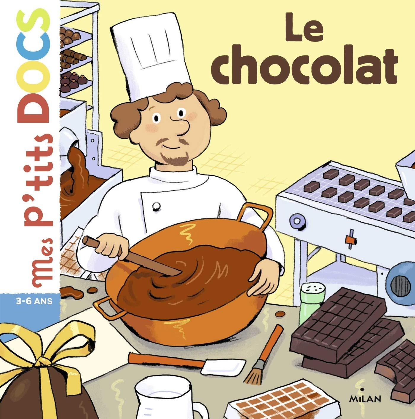 Livre Le chocolat©