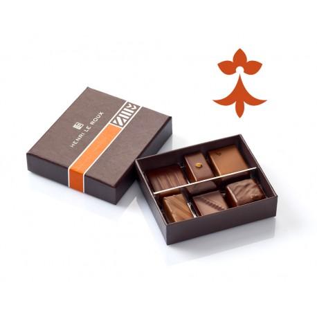Chocolats pour la fête des pères Le Roux©