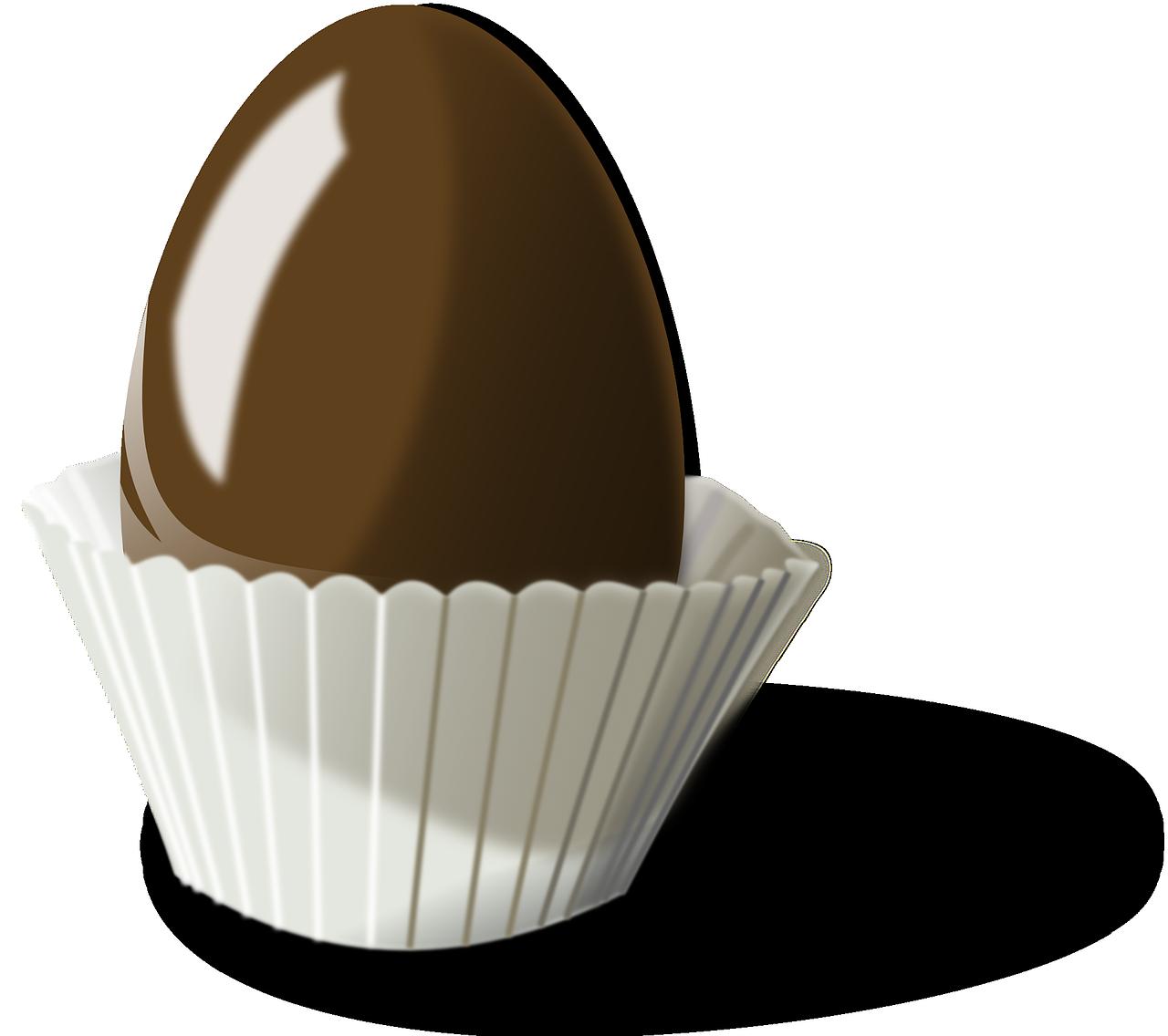 La recette des Oeufs de Pâques fourrés