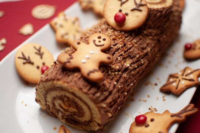 Recette de Bûchettes de Noël