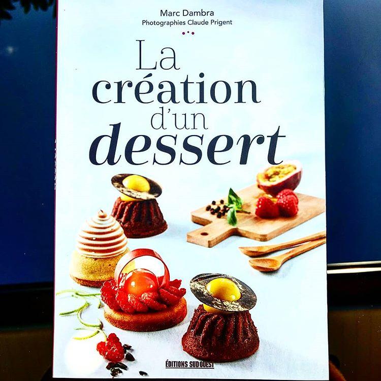 La création d'un dessert Marc Dambra©