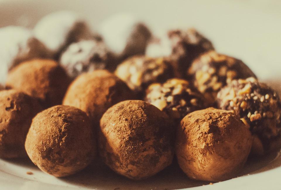 Truffe en Chocolat©