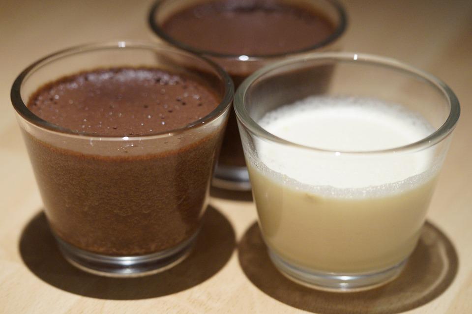 Crème pâtissière au chocolat©