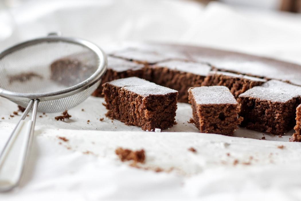 Terrine de chocolat amer©