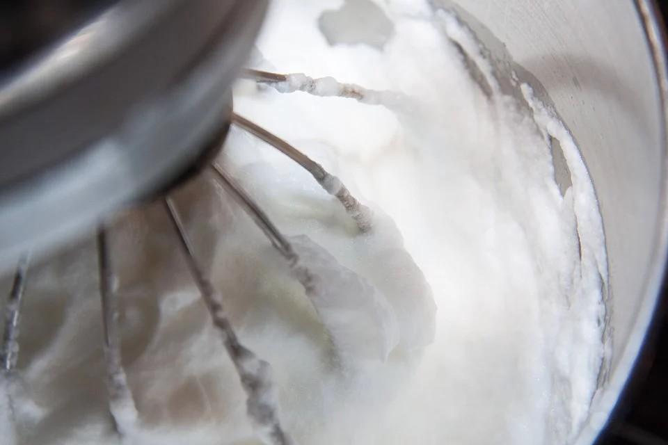 Comment monter les œufs en neige©