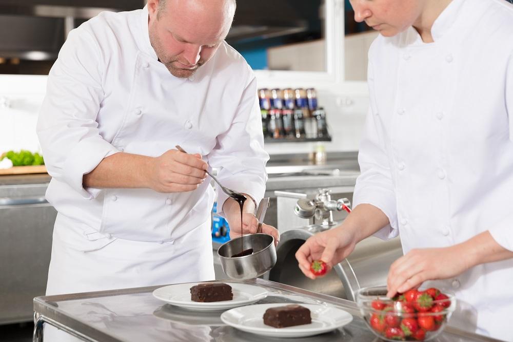 Un chocolatier en pleine action©
