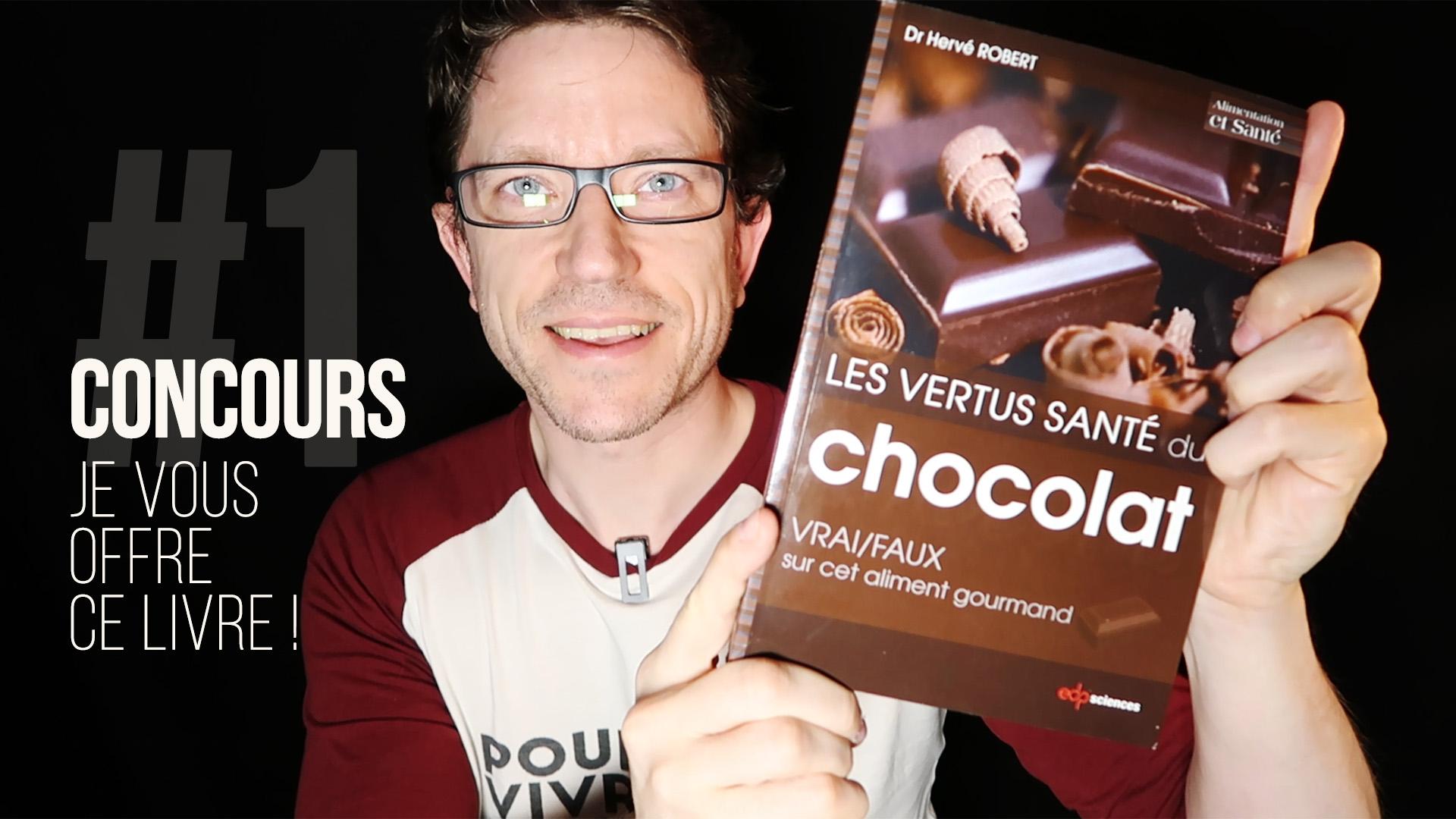 Les vertus santé du chocolat