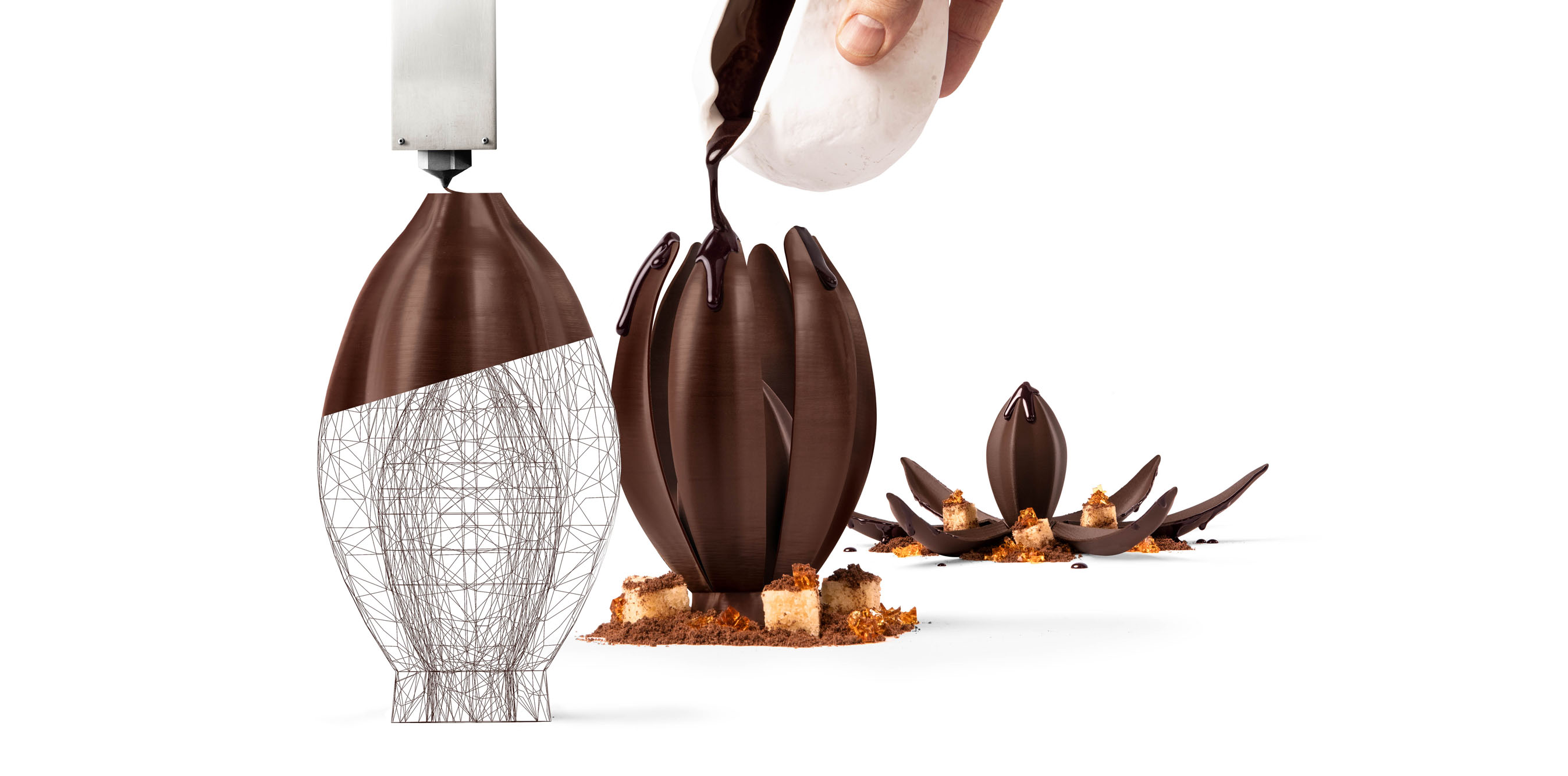 chocolat 3D