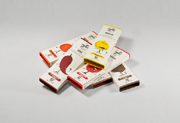 Sabadì Chocolate Package