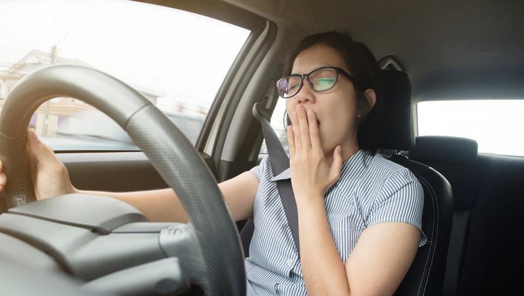 ce qu'il faut manger pour rester éveillé au volant