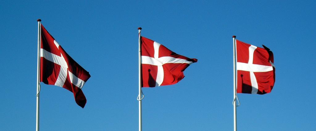 Drapeau du Danemark©