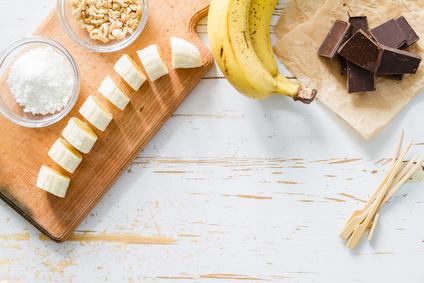 Chocolat et Banane©