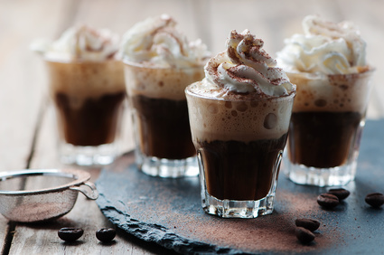 Tasse de café et chocolat©