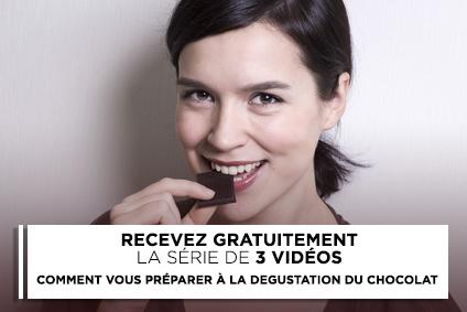 Initiation à la dégustation chocolat et vin le 1er décembre en Belgique