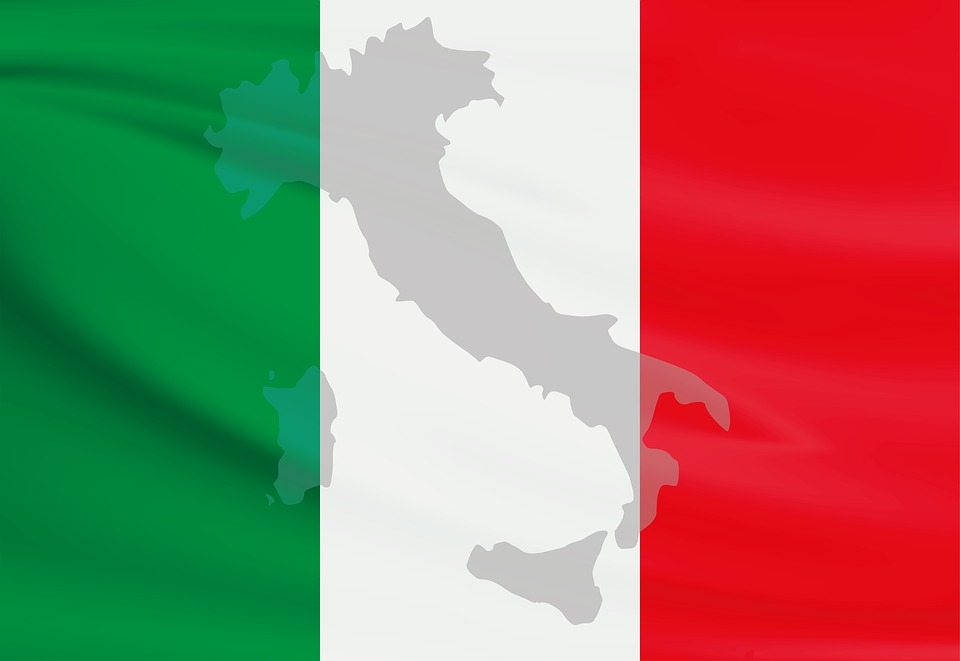 Drapeau Italien©