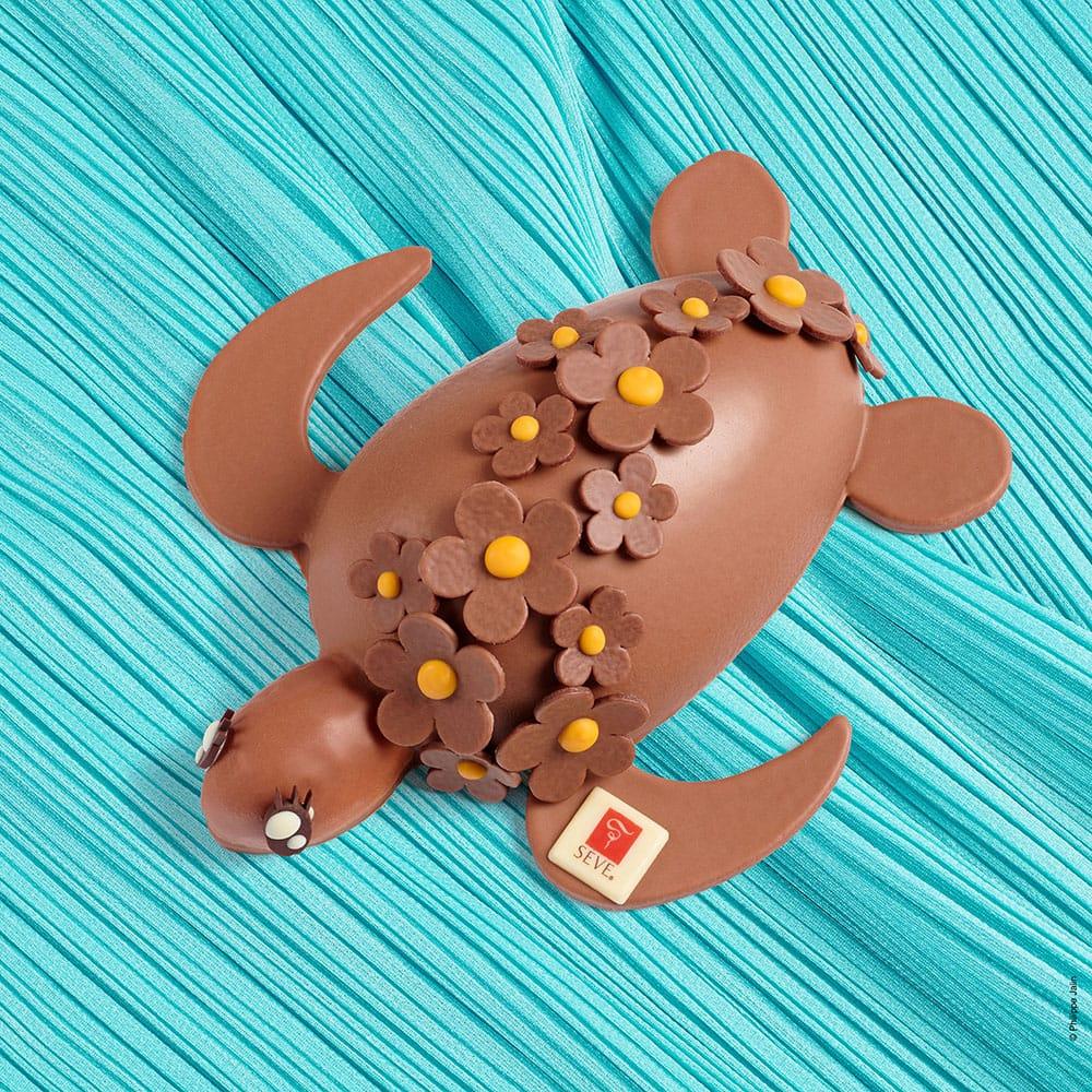 La Sève printanière arrive en beauté tout chocolat