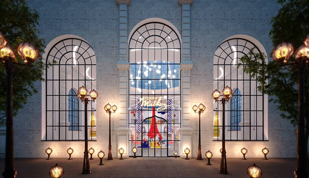 Showroom virtuel de MATHEZ