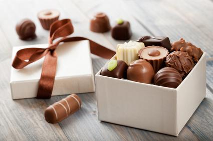 Bonbons au chocolat©