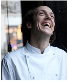 Nicolas Darnaudguilhem en exclusivité au CookCoon