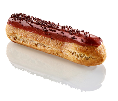 Pascal Caffet, nouvelle duchesse chocolat framboise