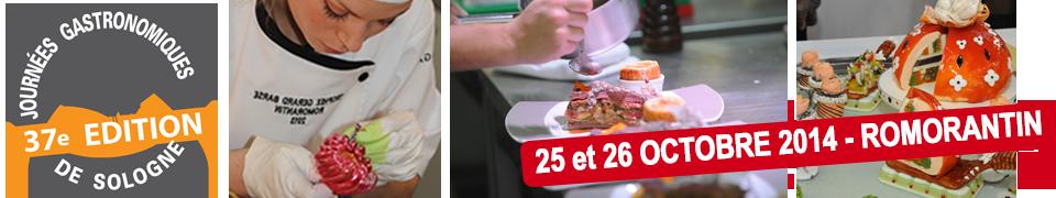 Les artisans-chocolatiers à l'honneur aux Journées gastronomiques de Sologne avec le Trophée Jean-Claude Léchaudé