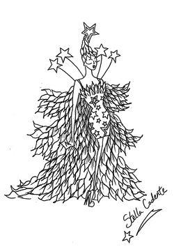 La robe de Stella Cadente