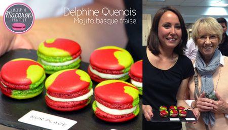 Dephine Quesnois, gagnante 2013 / 2014