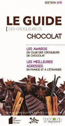 Club des Croqueurs de Chocolat : classement 2015 à lire absolument !